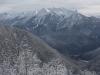гора Аибга зимой